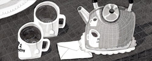 James Breakwell: Our Love is Like a Tea Kettle Left on the Burner All Morning — Hot, and Not My Fault