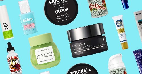 The Best Eye Creams to Banish Wrinkles, Dark Circles, and Bags