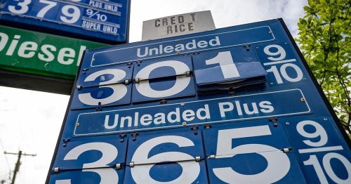 Don't Panic! High Gas Prices Are (Apparently) a Good Sign for the Economy