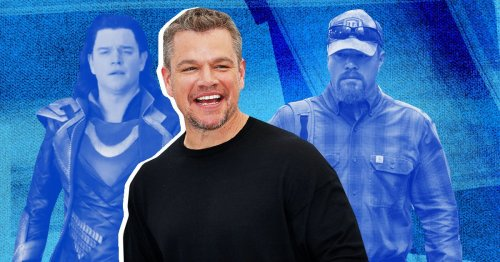 Matt Damon on Parenting a Teen, Returning to Jason Bourne, and His Thor Dreams