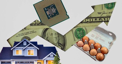 Why Everything From Eggs to Houses Are Suddenly So Damn Expensive
