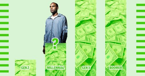 The Median Net Worth of People Under 35 Will Freak You Out
