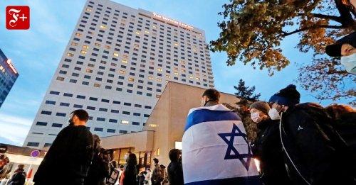 Skandal um Leipziger Hotel: One, two, three – Nazi
