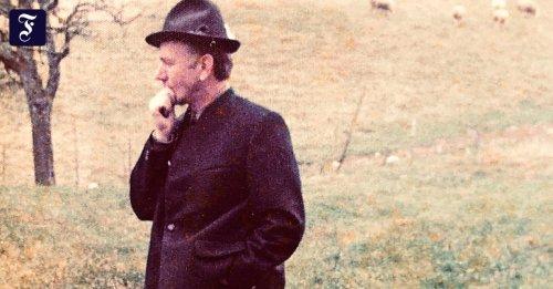 Kleiderordnung der Literatur: Hat Houellebecq Thomas Bernhards Jacke geklaut?