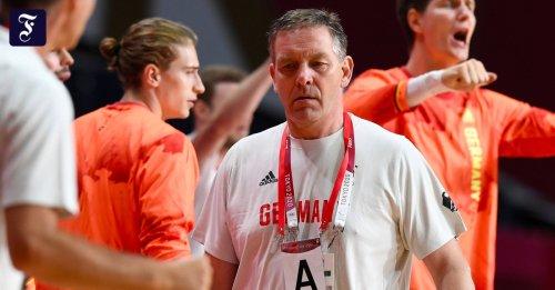 """Handball-Bundestrainer Gislason: """"Meine erste Reaktion war: Ich kündige"""""""