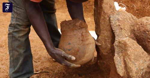 Bienenzucht vor 3500 Jahren: Archäologen finden Afrikas ältesten Honigtopf