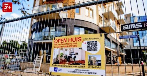 Immobilienmarkt: Unbezahlbares Wohnen in Holland