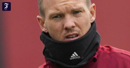 Corona-Infektion des Trainers: Nagelsmann verpasst auch nächstes Bayern-Spiel