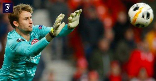 Neue Torhüter in Frankfurt: Einer wird gewinnen bei der Eintracht