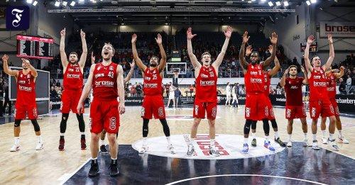 Basketball-Bundesliga: Bamberg ist neuer Tabellenführer