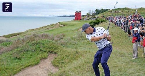 43. Ryder Cup im Golf: Ein Stück Irland am Michigan-See