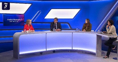 TV-Kritik: Maischberger: Söder-Show ohne Söder