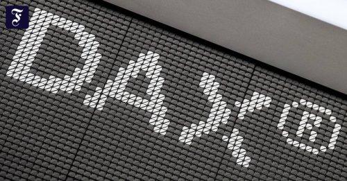 Börse: Dax eröffnet leicht schwächer