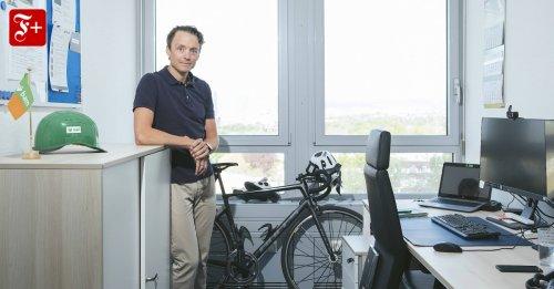 """Sprung ins """"reale"""" Berufsleben: Vom Radprofi zum Büromensch"""