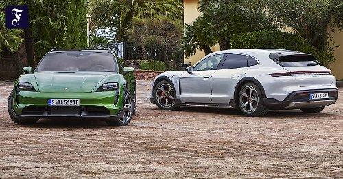 Taycan Cross Turismo: Porsche kriegt cuviel