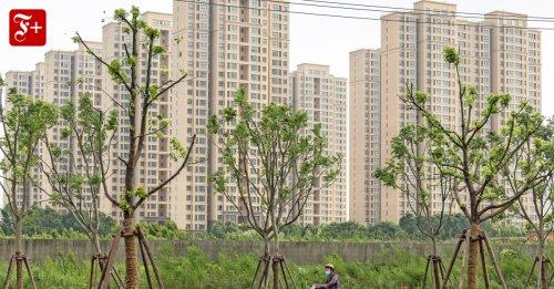 Überhitzter Immobilienmarkt: Chinas teurer Traum vom Wohnungskauf