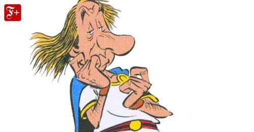 """Der neue Band von """"Asterix"""": Ausweitung der Zitatzone"""