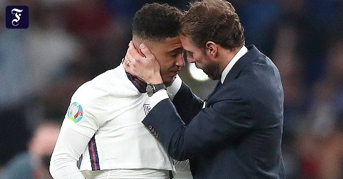 Nach Fehlschüssen im Finale: Rassistische Beleidigungen gegen englische EM-Spieler