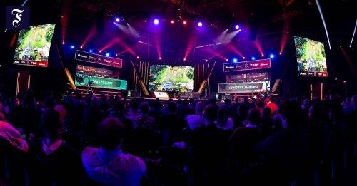"""Milliardenmarkt """"E-Sport"""": Die Rückkehr der ganz großen Gaming-Show"""
