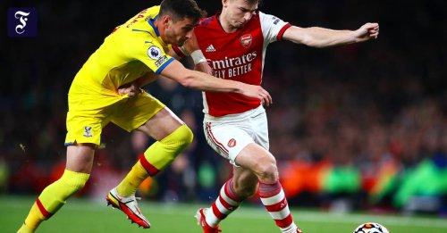 Premier League: Lacazette rettet Arsenal im Derby gegen Crystal Palace