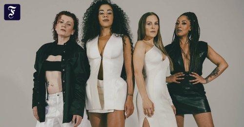 Modeshooting mit der Band: New Angels