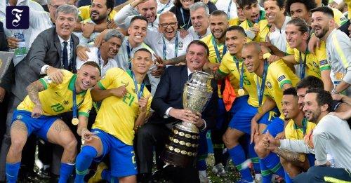 Copa América in Brasilien: Bolsonaro hat sich verschätzt