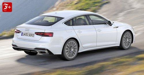 Fahrbericht Audi A5 40 g-tron: Den hohen Benzinpreisen einfach davonfahren