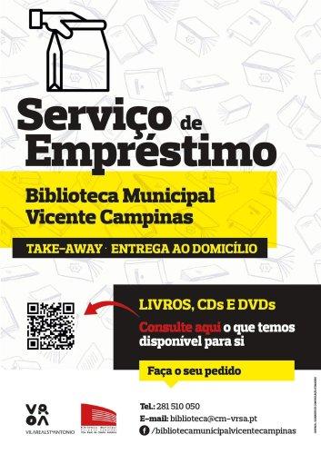 Biblioteca Municipal Vicente Campinas