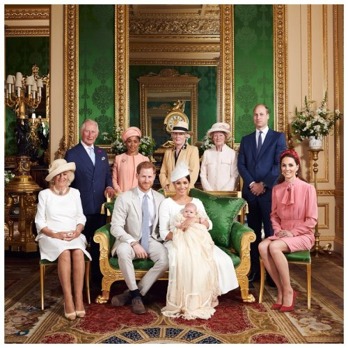 """Prince Harry Made His """"Intentions Clear"""" That He Wants Lilibet Christened at Windsor in Front of the Queen"""