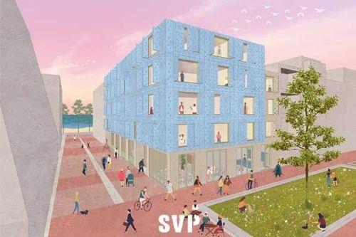 SVP Architectuur en Stedenbouw