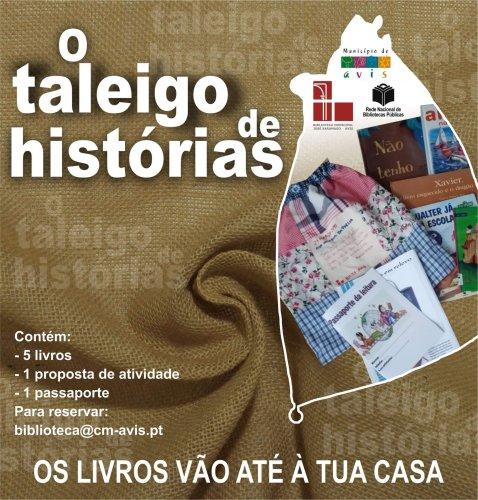 Biblioteca Municipal José Saramago em Avis