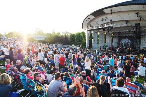 Grand Rapids' Frederik Meijer Gardens & Sculpture Park announces 2021 summer concert series