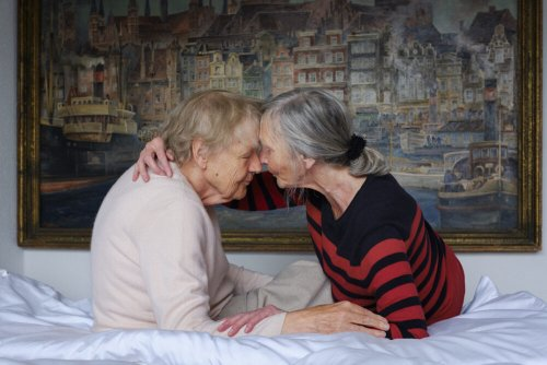 Love and Desire Among Elder Couples - Feature Shoot
