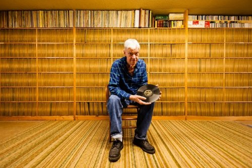 Obsessive Vinyl Collectors Celebrated in Portrait Series - Feature Shoot