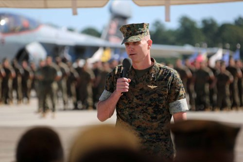 Glavy nominated as top IT officer for US Marine Corps