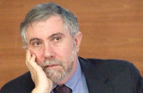 The Malthusian Fallacy Paul Krugman Just Fell For