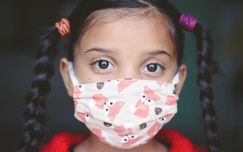 Does the CDC's Mask Mandate for 2-Year-Old Children Make Sense? A Look at the Science