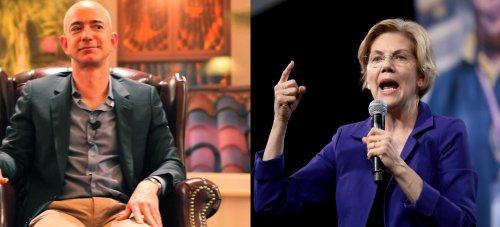 Sen. Warren's 'Snotty Tweets' Exchange with Amazon Highlights the Dangers of Weaponizing Antitrust