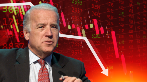 Biden's $6 Trillion Blowout Budget Proposal Would Have 3 Embarrassingly Bad Results, Study Finds