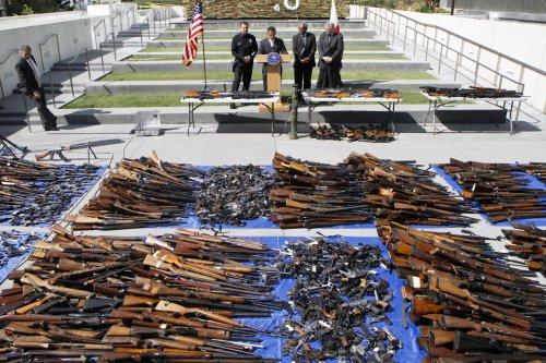 'No Evidence' That Gun Buyback Programs Reduce Gun Violence, New Economic Study Finds