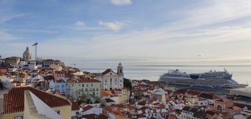 Lissabon in Portugal – 2. faszinierende Etappe der AIDAmar Familien-Kreuzfahrt