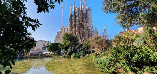 La Sagrada Familia in Barcelona – 5. beeindruckende Etappe der AIDAmar