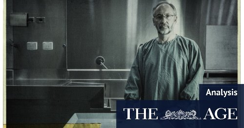 Not like CSI: How pathologists really rebuild lives after death