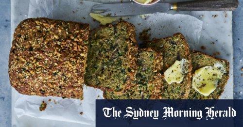 Helen Goh's spring vegetable loaf