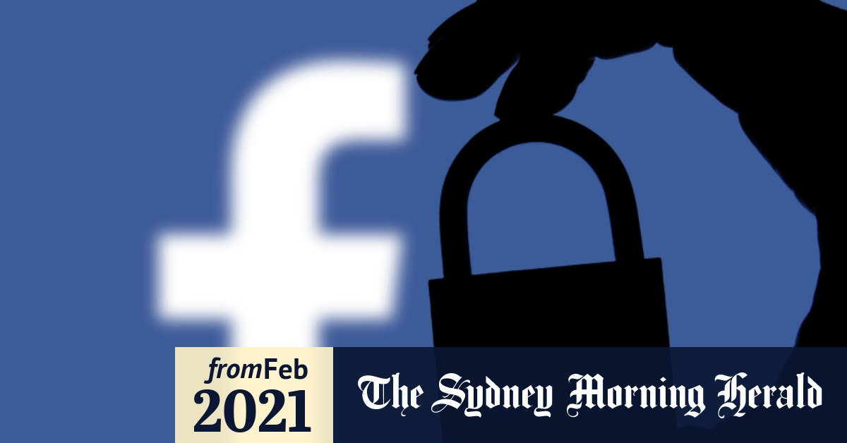 Facebook news ban hits emergency services and government health departments