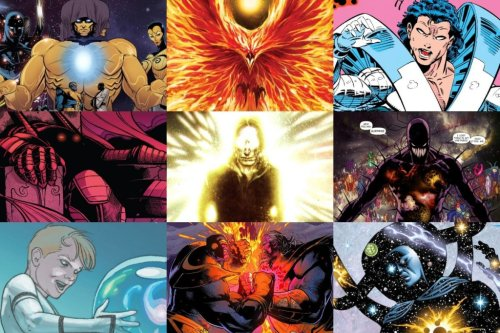 Top 10 Most Powerful Marvel Characters of All Time
