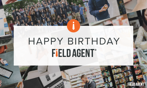 Field Agent Celebrates Its 11th Birthday! [Video]