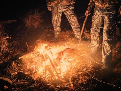 The Elements of a Perfect Fire