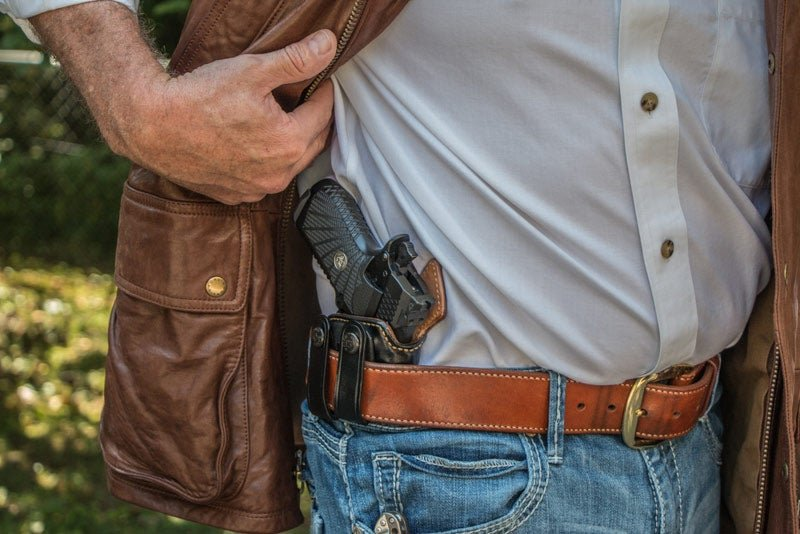 Seven Serious Concealed-Carry Handguns