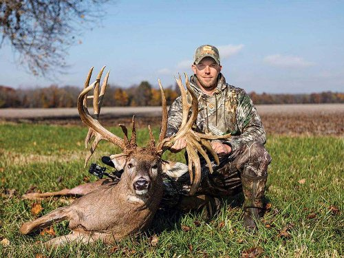 10 of the Biggest World-Record Bucks Ever